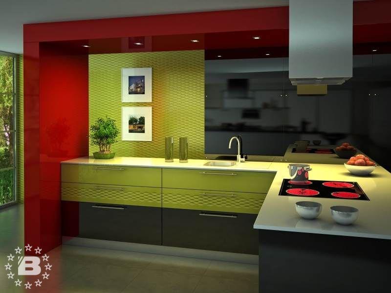 Кухонный гарнитур – уют и индивидуальность в разных стилевых решениях