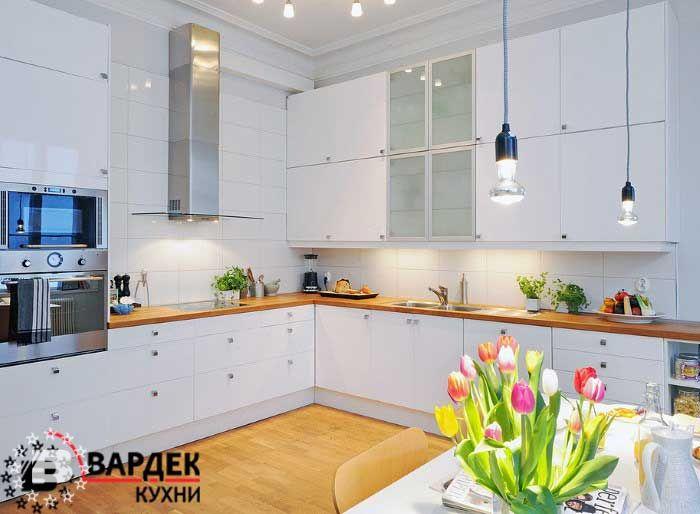 Белая кухня. Современные кухни или «прошлый век»?
